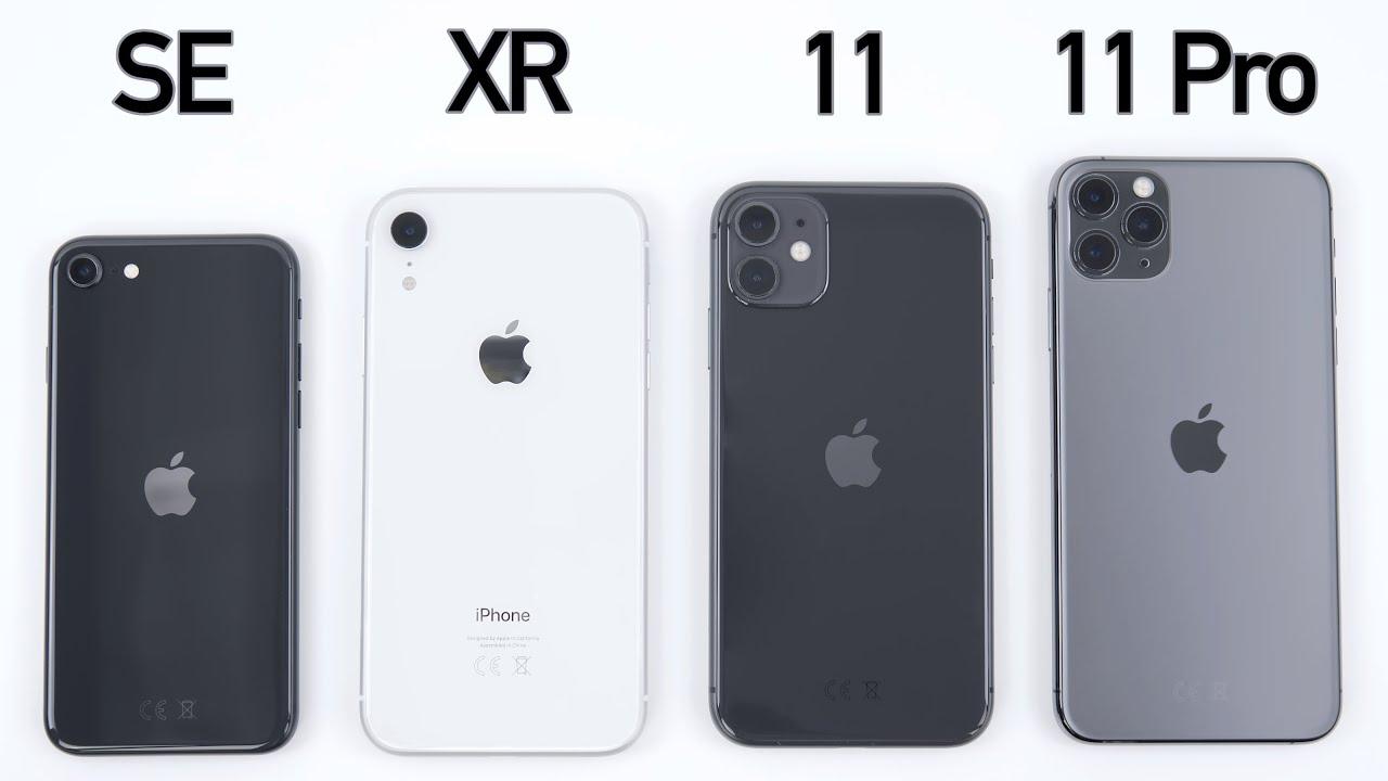 Vergleich Iphone