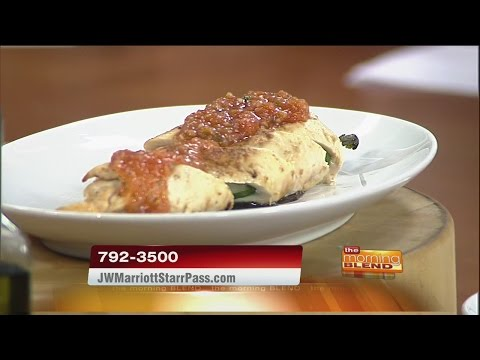 Danny Perez - Iron Chef Tucson Challenger from JW Marriott Starr Pass Resort