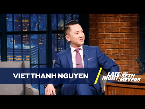 Viet Thanh Nguyen Still Remembers His Traumatic Refugee Experience