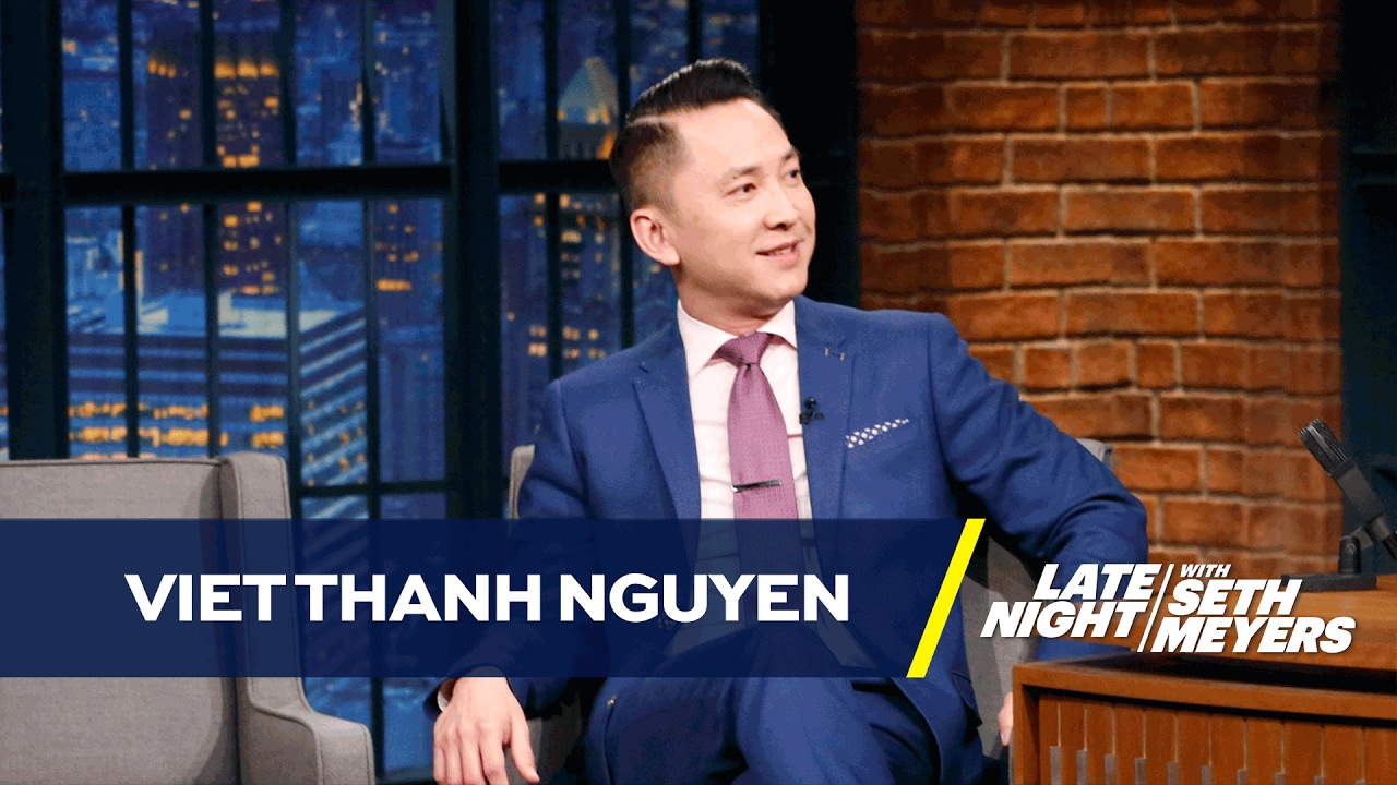 Download Viet Thanh Nguyen Still Remembers His Traumatic Refugee Experience