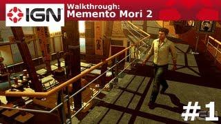 Walkthrough: Memento Mori 2 -- Akt 1, Part 1