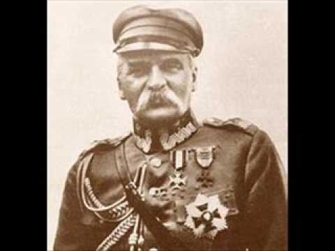 Józef Piłsudski O Nagrywaniu Głosu Ludzkiego Youtube