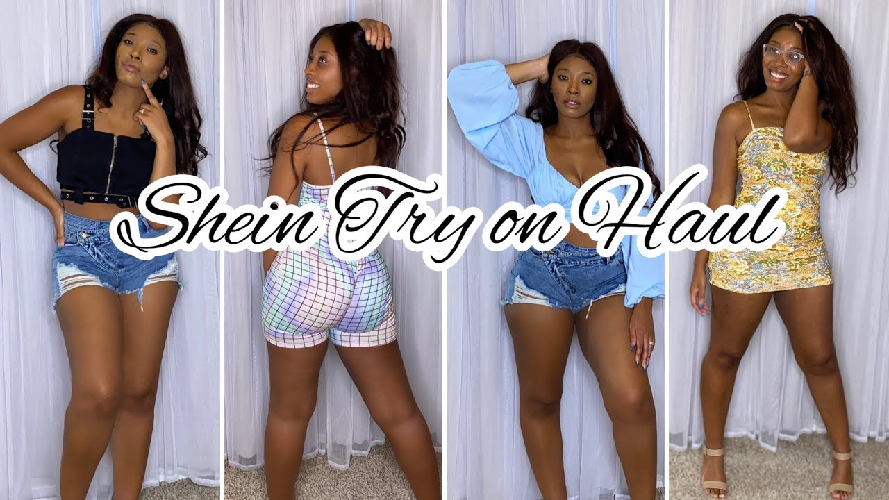 Shein Haul - First time ordering from shein, hear my thoughts.