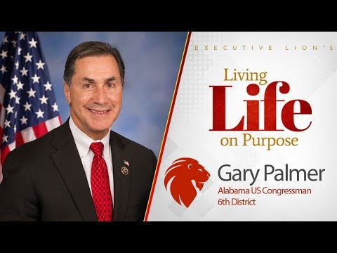 YH Presents: Living Life on Purpose with US Congressman Gary Palmer