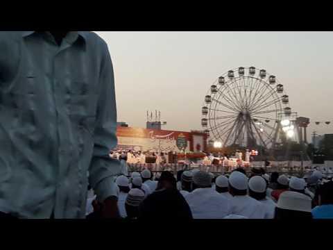 06/03/2017 Ujjain nanakheda Stadium all India Muslim board comedy taraf se program