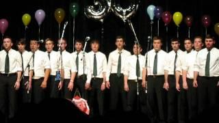"Spartan Dischords - ""Lullaby"" Billy Joel - 4/27/12  MSU"