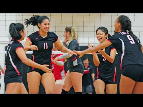 ILH Girls Division I Volleyball -- Maryknoll at