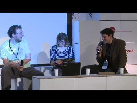 re:publica 2013: Das Buch muss überwunden werden - Digitales Utopia oder eher El Dorado? on YouTube