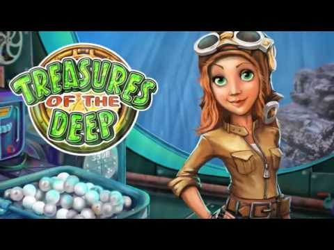 Treasures of the Deep. Dive in! (Free)