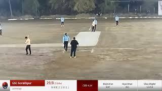 Live Cricket Match | GSC Gorak…