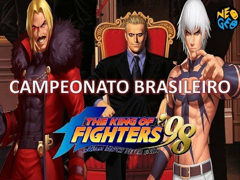3ºdia- CAMPEONATO KOF98- HISOKA vs TAKAMURA/ DIOGO VEGETA vs WILLIAN / JUNIOR LEAL vs JEAN MINISTRO