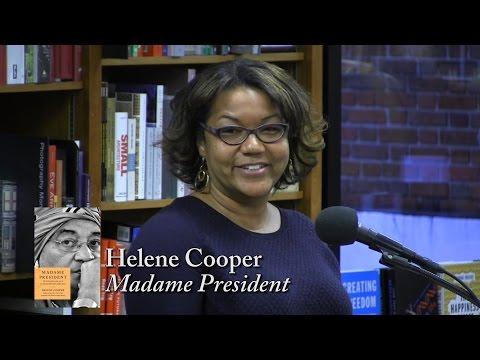 """Helene Cooper, """"Madame President"""""""