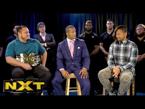 Samoa Joe & Shinsuke Nakamura come face-to-face before TakeOver: Brooklyn II: WWE NXT, Aug 17, 2016