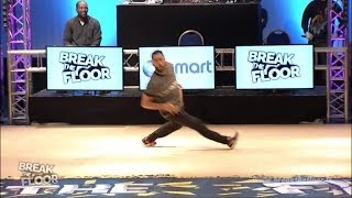 Break The Floor 2014 | Yaman | judge demo