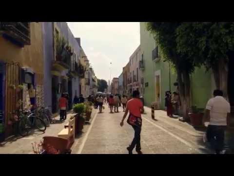 Puebla Travel Video