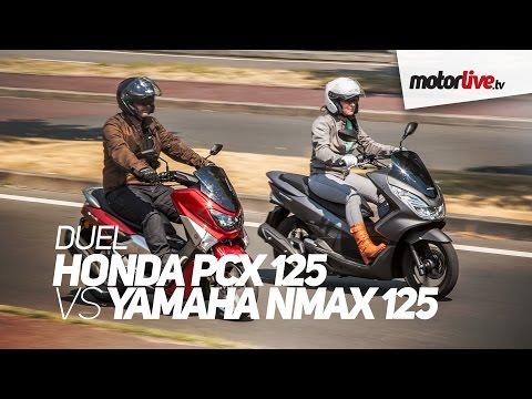 DUEL | YAMAHA N-MAX vs HONDA PCX