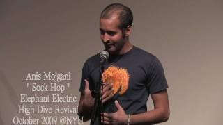 "ANIS MOJGANI performs ""SOCK HOP"""