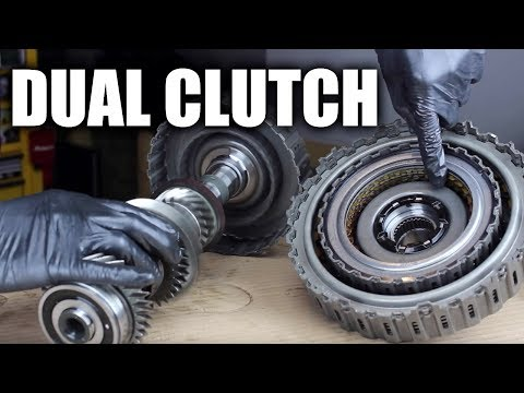 Dual Clutch Transmissions - Explained