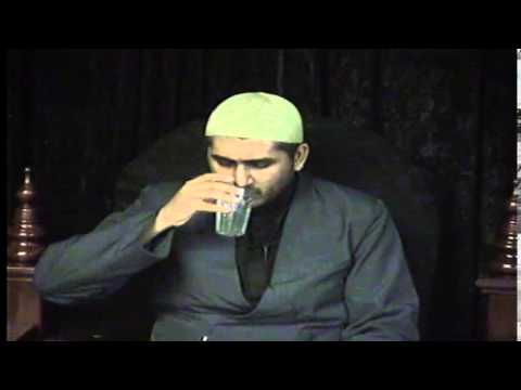 December 10th, 2015 - Shahadat of Imam Ali al-Ridha (AS) | Sheikh Murtaza Bachoo