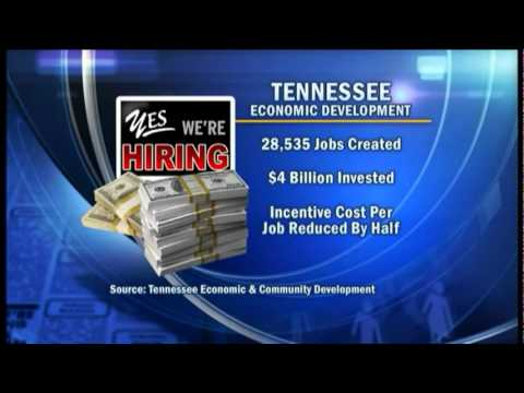 Tennessee economy still tough for some