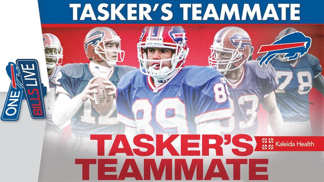 Tasker's Teammate   One Bills Live