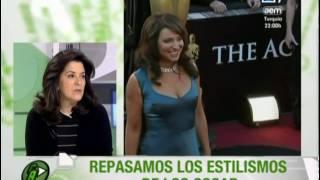 Guadalupe Cuevas de Fashion Assistance, comenta los estilismos de los Oscars 2011 para la TPA Thumbnail
