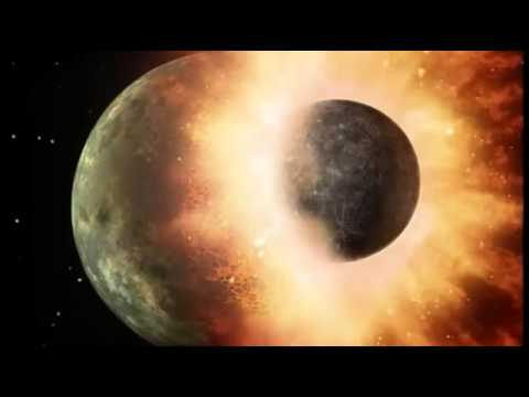 TRACES of Another WORLD that CRASHED into the Earth to form the Moon.: BREAKING NEWS