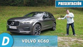 Volvo XC60 2020 Mild Hybrid: ¿Mejor que un Mercedes GLC o BMW X3? | Review en español | Diariomotor
