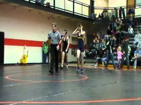 Jordan Travis vs. Kingsley Part 1