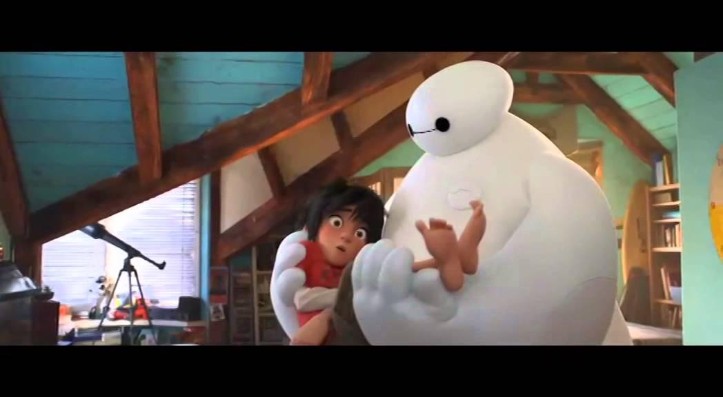 disneys big hero 6 baymax hug in cinemas 13 nov youtube