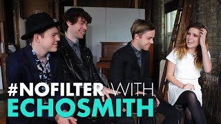 Echosmith Talks Cuddling With Taylor Swift & Being Cool Kids
