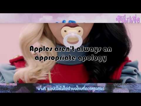 [Thai sub/lyrics] Alphabet boy - Melanie Martinez