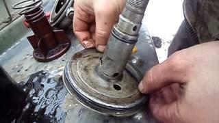 видео Как заменить амортизаторы в центрифуге