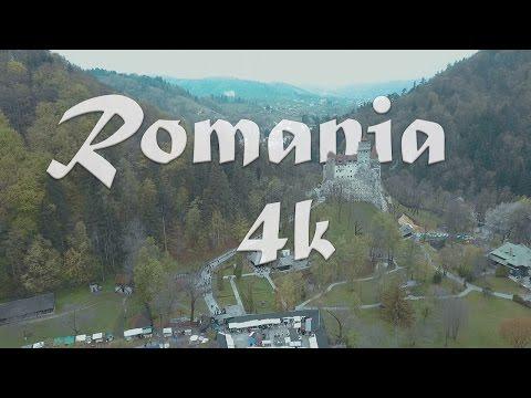 Weekend Trip: Romania 4k - Mavic Pro
