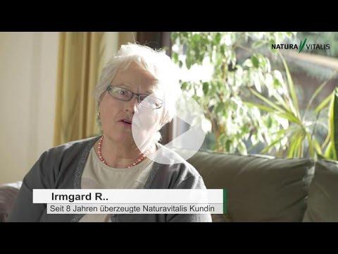 Irmgard R.: Spirulina von Natura Vitalis ist wie ein Wundermittel ...