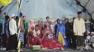 Penganti Baru Al Ifroh All Artis The Wedding Syamsul Arifin Ulfatul Inayah