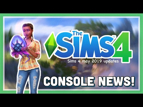 CONSOLE NEWS: New Expansion Pack, Huge Sale, Giveaway & More!!😱🎮 SIMS 4 UPDATES MAY 2019   SIMUZO