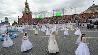 Москва празднует 869-й День рождения