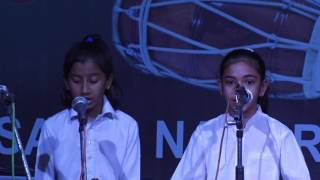 Raag Natmalahaar Performed by Students of Jaipur Sangeet mahavidyalaya