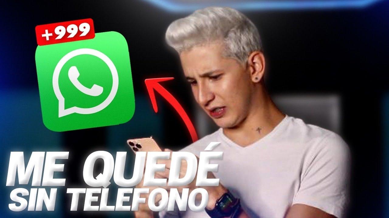 LE DOY MI NÚMERO DE TELÉFONO A MIS SEGUIDORES *especial 500k* - NO RULES