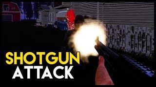 NEVER GO OUT AFTER DARK & Shotgun Found! (Mist Survival Gameplay Part 5)