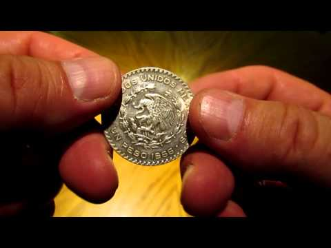 How much SILVER in Mexican Silver Coins?  Do your Research