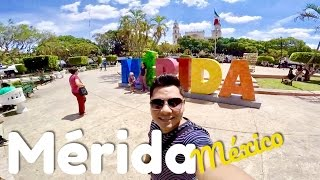 ⭐ 12 COSAS QUE HACER EN MÉRIDA, YUCATÁN ︱ México ︱ De Viaje con Armando