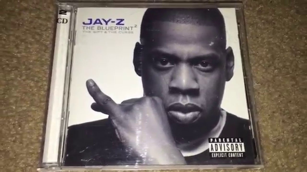 Unboxing jay z the blueprint 2 the gift the curse youtube malvernweather Choice Image