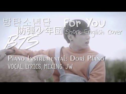 [ENGLISH COVER] 방탄소년단/防弾少年团 (BTS) - For You [H(Belated)BD Hyunjae!]