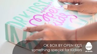 Open Kids present OK BOX - Open Art Studio