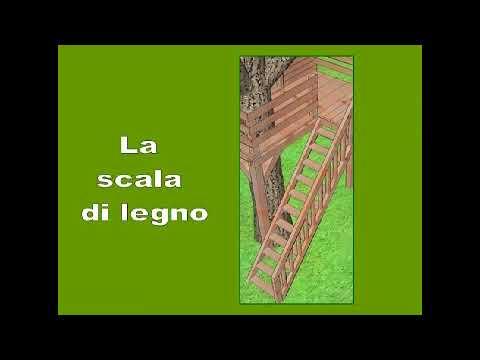 Come costruire una casa sull 39 albero 2 youtube - Come costruire una casa sull albero ...