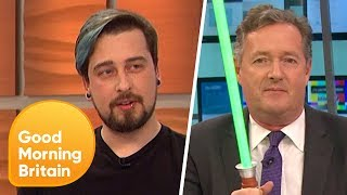 Star Wars Debate: Is Jediism a Real Religion? | Good Morning Britain