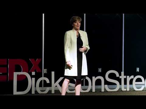CommUNITY is the solution to homelessness | Angela Belford | TEDxDicksonStreet