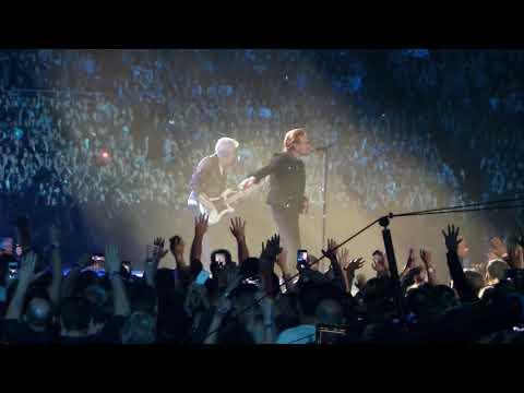 Opening set LIVE U2 9-22-17 Qualcomm Stadium, San Diego, CA